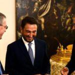 Musumeci, Cancelleri et ce café jamais consommé auparavant: comment les relations entre Rome et Palerme changent