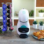 Nescafé présente Piccolo XS, machine à café expresso compacte et colorée