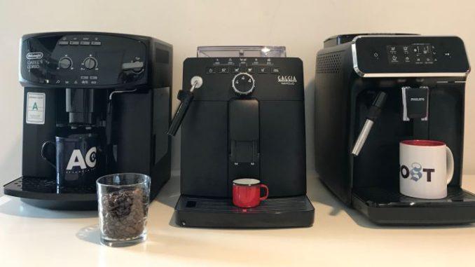 <pre><pre>Nous avons essayé trois machines à café sans capsules
