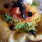 Pain aux frites et recette de tacos à l'indienne, Whats Cooking America