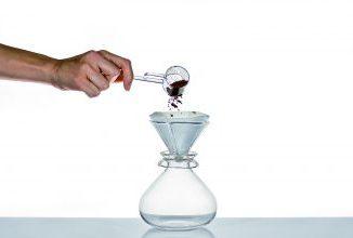Phil di Blueside, le décor pour filtrer le café et retrouver un rituel lent