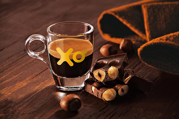 Xelecto Hazelnut Espresso (Xelecto sur les marchés étrangers: un succès sans bornes)