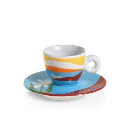 illycaffè célèbre la 51ème édition de Barcolana avec la coupe spéciale Illy Art Collection créée par Olimpia Zagnoli