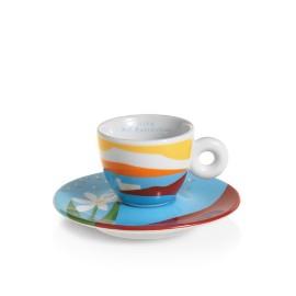 <pre><pre>illycaffè célèbre la 51ème édition de Barcolana avec la coupe spéciale Illy Art Collection créée par Olimpia Zagnoli