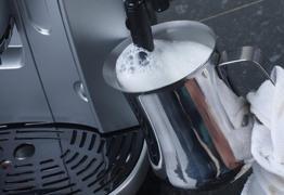 Mousseur de lait automatique - facile à utiliser