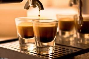 fabrication d'espresso