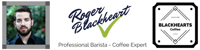 Roger Blackheart - Professionnel du café
