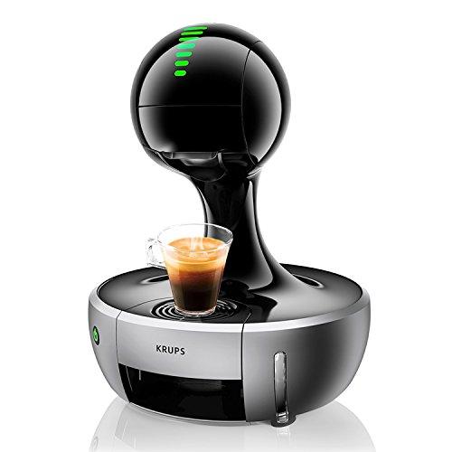 Machine à café espresso NESCAFÉ Dolce Gusto Drop KP 350B et autres boissons Krup Touch Silver