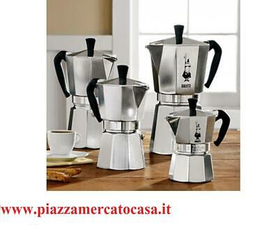 Cafetière Cafetières Bialetti Moka Restyling Coffee 1 2 3 6 Tasses