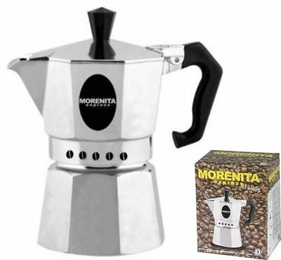 Cafetière Morenita 2 tasses Bialetti Industrie Top Shop 2018