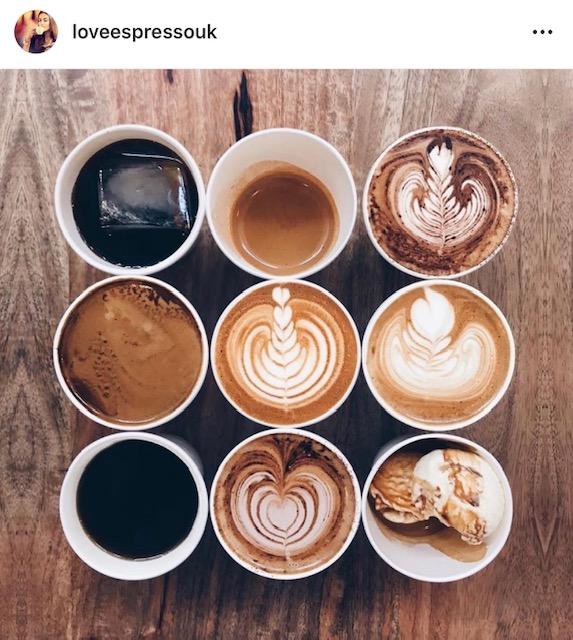 couleur de cheveux de café