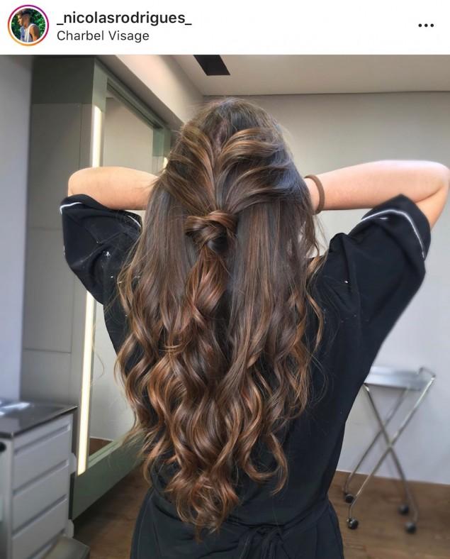 couleur des cheveux