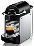 Machine à café expresso Nespresso Pixie EN125.S de De'Longhi, 1260 W, plastique, argent