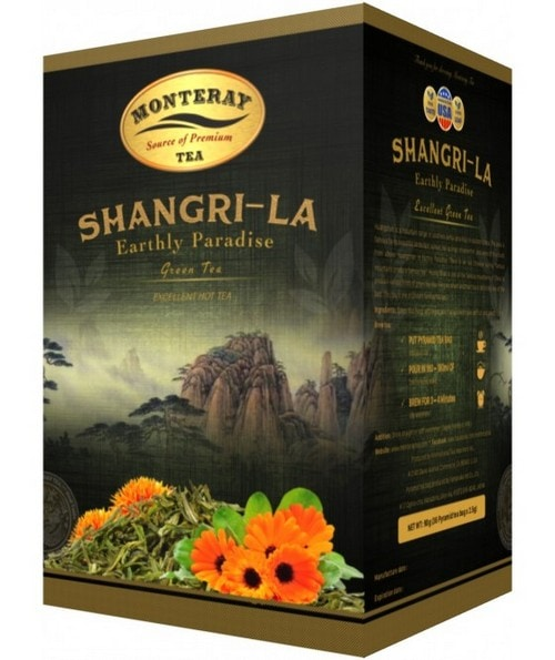 Meilleures marques de thé vert dans le monde - 5