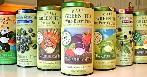 Meilleures marques de thé vert dans le monde - 7
