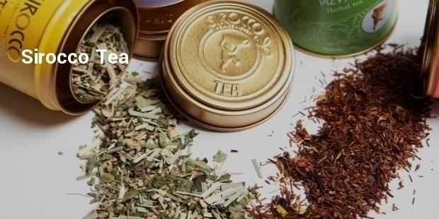 sirocco thé