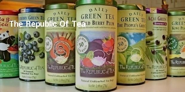la république du thé