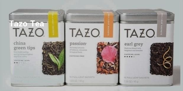 thé tazo