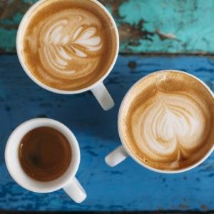 Image de tasses à café savoureuses