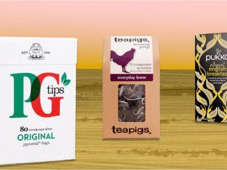 Des sachets de thé et des mélanges de feuilles volantes alimentent les brasseurs britanniques