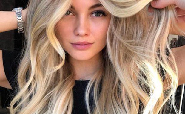 Nouvelle couleur de cheveux 2019/2020: c'est l'heure du café. Et du cappuccino