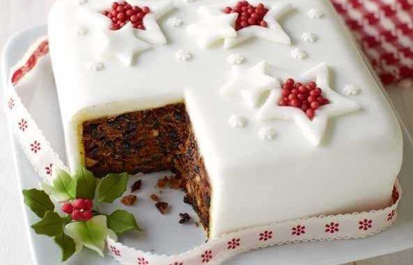 Recette: Gâteau de Noël | Sainsbury's