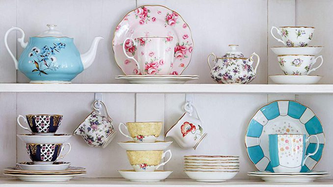 Set de tasses à café et à thé: le plus original