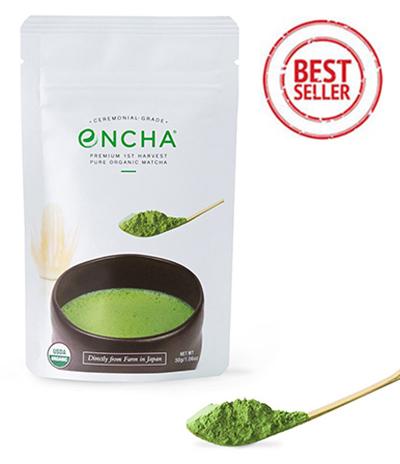 Matcha première récolte biologique Encha
