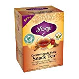 Yogi Tea, Caramel Apple Spice Slim Life, 16 Count, Packaging May Vary