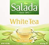 Salada Pure White Tea - 40 ct