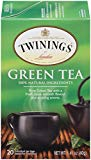 Twinnings Green Tea, 1.48 Ounce Box 20 individual tea bags