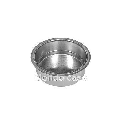 Filtre à café moulu BIALETTI 2 tasses pour machine à café CF40 CF41 MOKONA