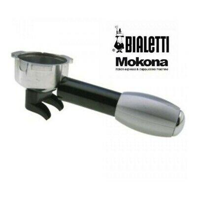 Porte-filtre à bras Machine à café à bras Mokona Bialetti Gris