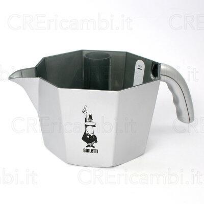 Récipient à eau gris argenté Mokona Machine à café BIALETTI-912750630