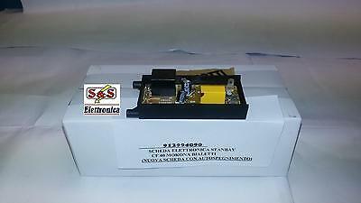 Carte électronique de secours 912994090 pour machine à café Mokona Bialetti Cf40
