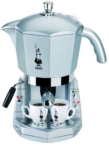 Machine à café Bialetti Mokona Cf40 Silv