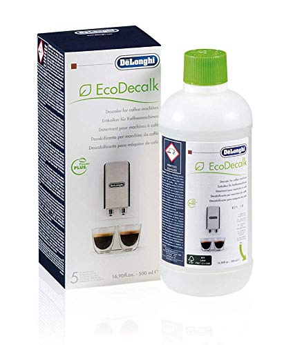 De'Longhi ECODECALK Détartrant Naturel, 500 ml