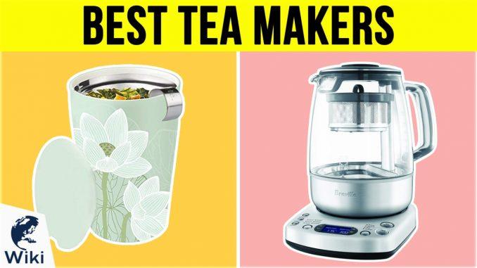 Top 10 des fabricants de thé de 2019