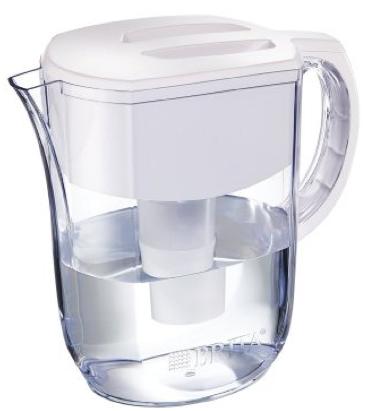 Pichet filtre à eau quotidien Brita, 10 tasses