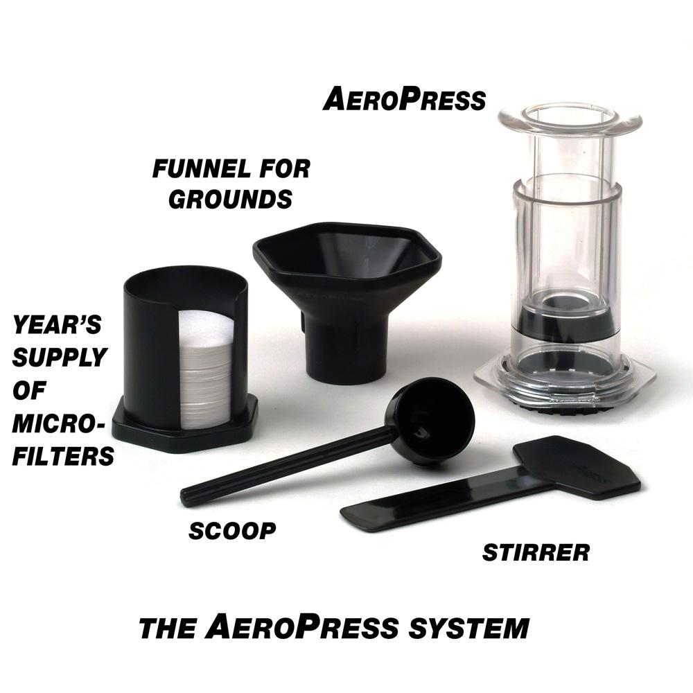 système aeropress