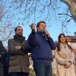 """Café et réunion publique Marche pour Salvini """"Du lundi au centre, travail et oubliés"""""""