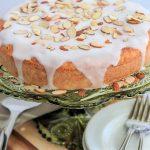 Meilleure recette de gâteau aux amandes (gâteau faible en glucides et sans sucre)