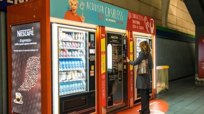 Serim lance des distributeurs automatiques sans espèces et accompagne les débuts des grains de café Nescafé dans la consommation en déplacement