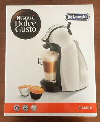 """Machine à café Dolce Gusto """"Nescafé 'De Longhi"""" - Nouveau"""