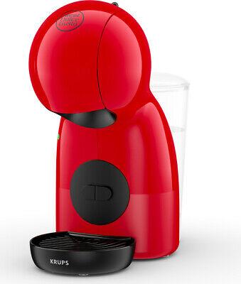 Machine à café expresso Nescafe Dolce gusto Rosso KRUPS PiccoloXS