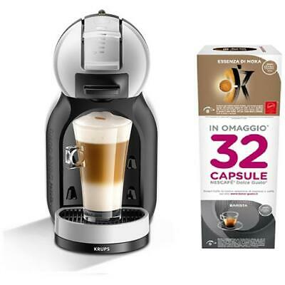 Machine à café KRUPS KP 123BKP Mini Me Nescafé Dolce Gusto et autres boissons a