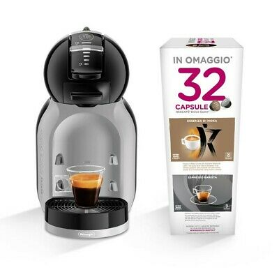 Machines à café Krups nescafè Dolce Gusto Mini Me KP123 + 32 capsules