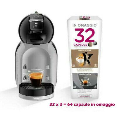 Machine à café Nescafè mini me Dolce Gusto avec 64 capsules gratuites