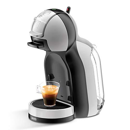 Machine à espresso et autres boissons Nescafé Dolce Gusto Mini Me KP123BK, automatique, gris / noir