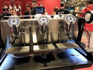 Café. Qui a inventé l'espresso